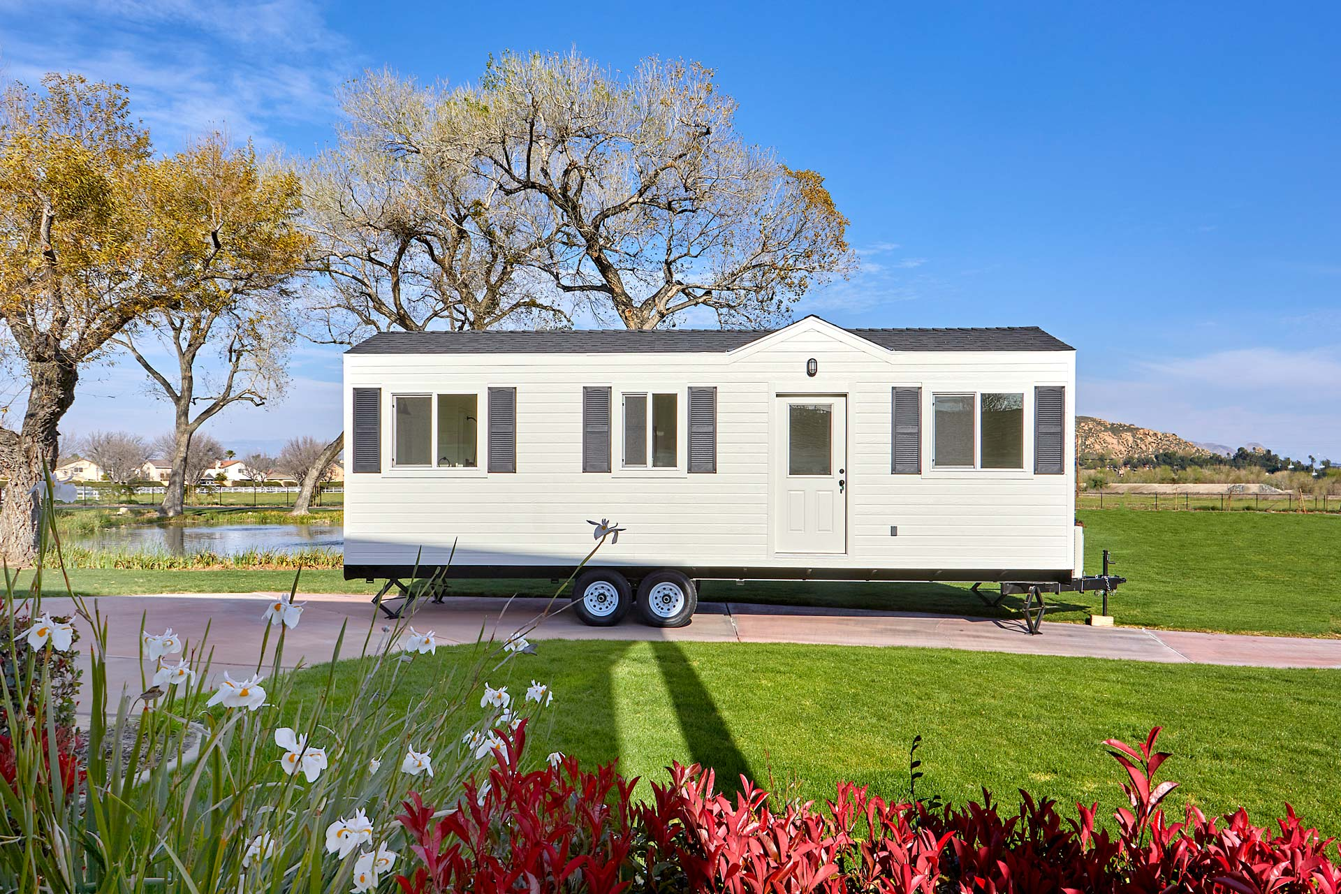30 Foot Model Tiny Home