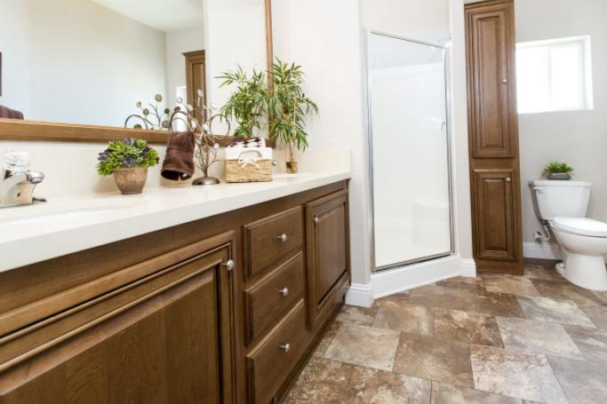 clayton golden west GLE528F Bathroom