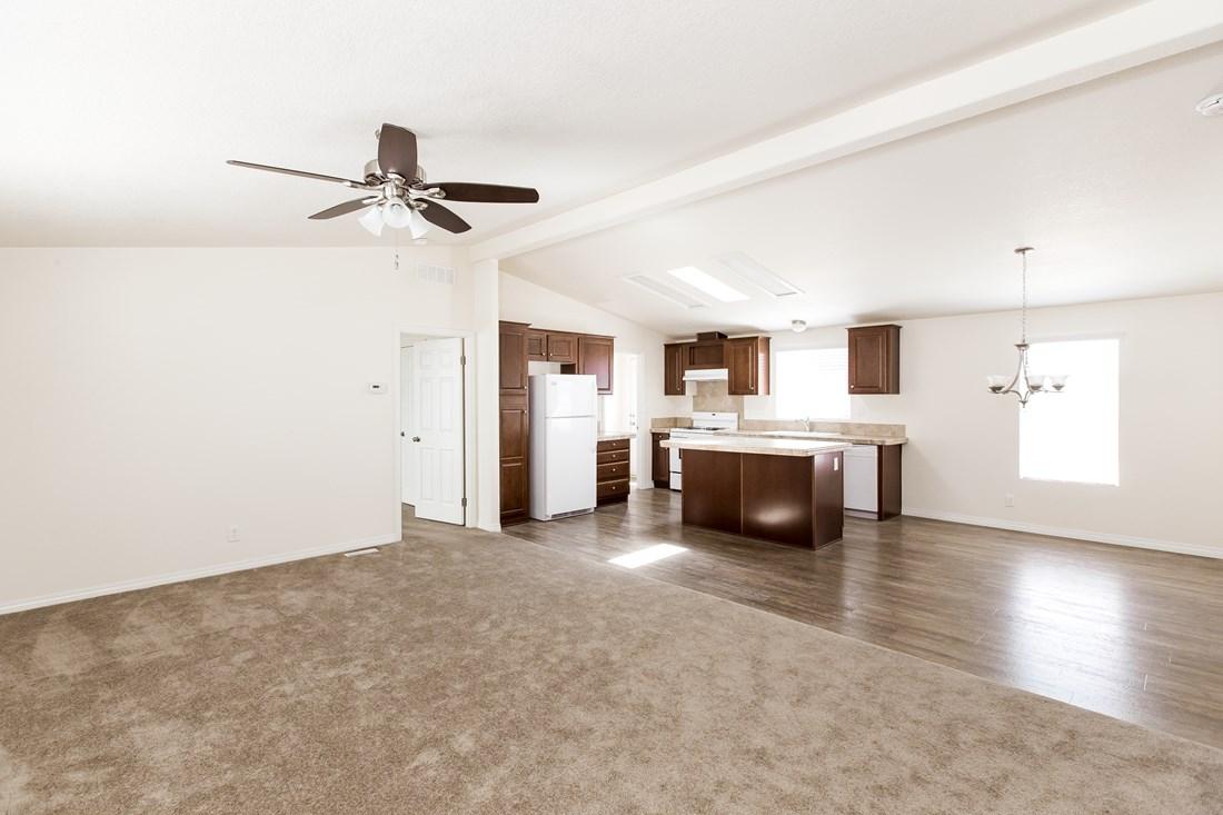 clayton golden west ck481F Living Area