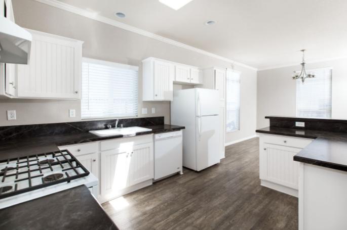 clayton golden west ck561A Kitchen Living