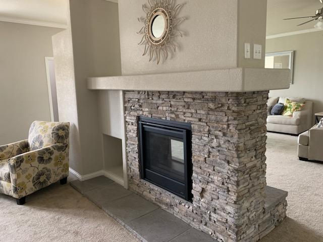 clayton golden west ck662ks Fireplace