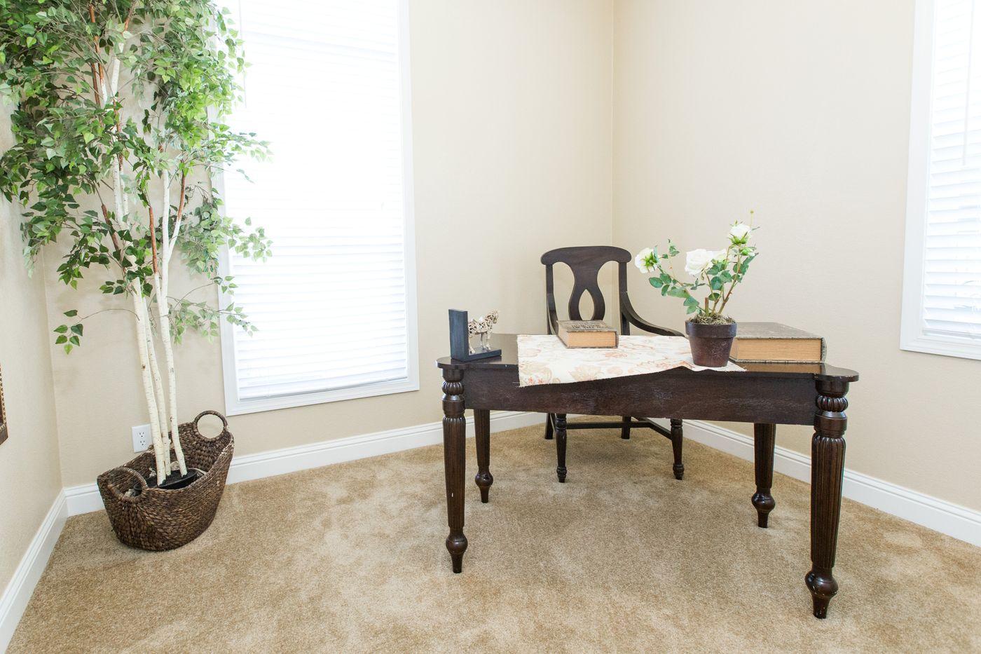 Clayton Golden West GLE562F Bedroom