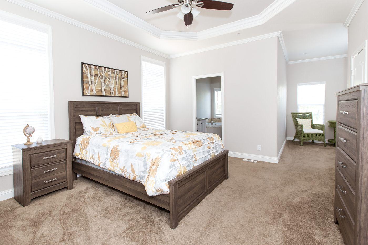 Clayton Golden West GLE562F Master Bedroom